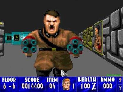 Wolfenstein 3D PS3