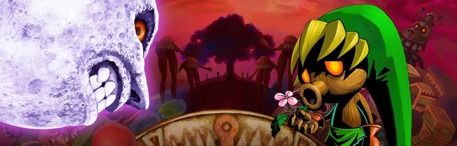 Análisis Zelda Majora's Mask 3D
