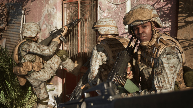 Imagen de Six Days in Fallujah