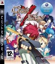 Carátula de Cross Edge - PS3