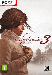 Carátula de Syberia 3 - PC