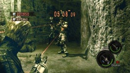 Resident Evil 5 Versus análisis