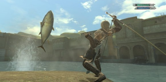Nier Xbox 360