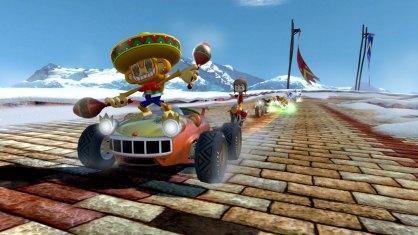 Sonic & Sega All Stars Racing Xbox 360