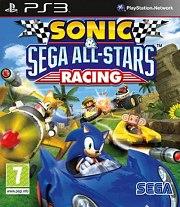 Carátula de Sonic & Sega All Stars Racing - PS3
