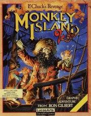 Carátula de Monkey Island 2 - Amiga