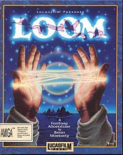 Carátula de LOOM - Amiga