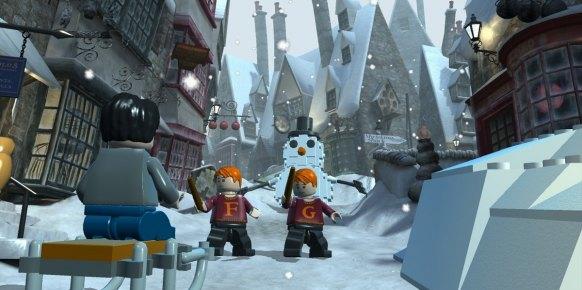 Lego Harry Potter Años 1-4 análisis