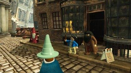 Lego Harry Potter Años 1-4: Lego Harry Potter Años 1-4: Primer contacto