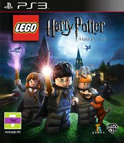 Carátula de Lego Harry Potter: Años 1-4 - PS3