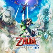 Carátula de Zelda: Skyward Sword - Nintendo Switch