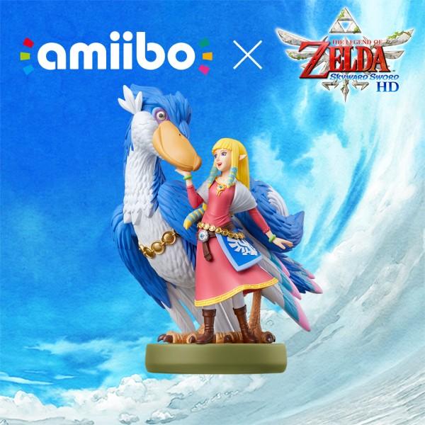 La princesa Zelda tendrá este nuevo amiibo que no te puedes perder si te apasiona Skyward Sword