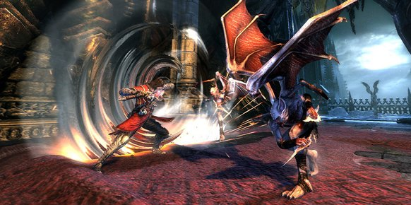 Castlevania Lords of Shadow Xbox 360
