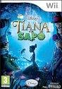 Tiana y el Sapo Wii