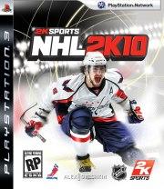 Carátula de NHL 2K10 - PS3