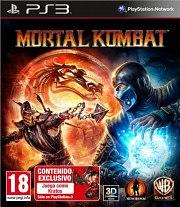 Carátula de Mortal Kombat - PS3