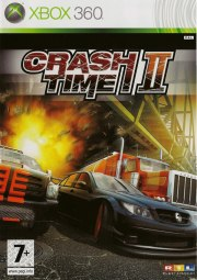 Carátula de Crash Time 2: Alerta Cobra - Xbox 360