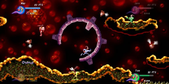 Earthworm Jim HD Xbox 360