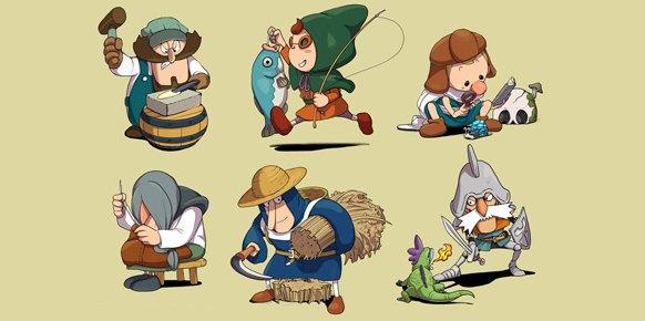 Fantasy Life: Fantasy Life: Avance