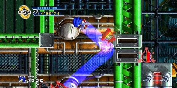 Sonic 4 Episode 1 Xbox 360