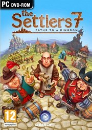 Carátula de The Settlers 7 - PC