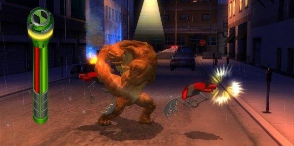 Ben 10 Alien Force Vilgax Attacks Xbox 360