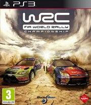 Carátula de WRC - PS3