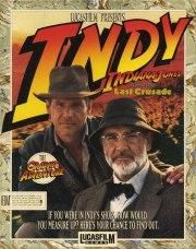 Carátula de Indiana Jones and the Last Crusade - PC