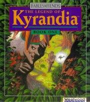 Carátula de The Legend of Kyrandia: Book One - Amiga