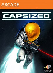 Carátula de Capsized - Xbox 360