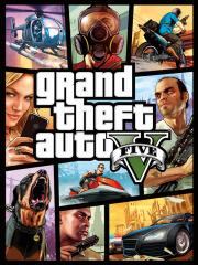 Carátula de Grand Theft Auto V - Xbox Series
