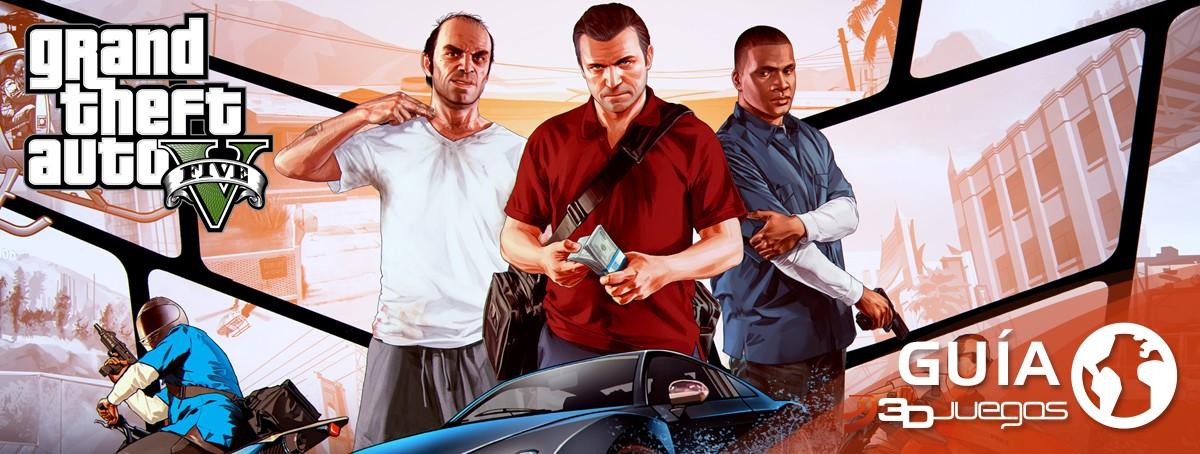 Guía Grand Theft Auto V: Trucos y consejos y secretos