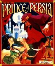 Carátula de Prince of Persia - Amiga