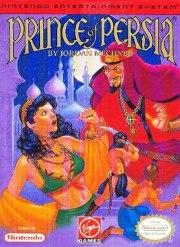 Carátula de Prince of Persia - NES