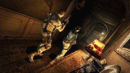 Resident Evil 5 Lost in Nightmares