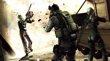 Resident Evil 5 Desperate Escape análisis