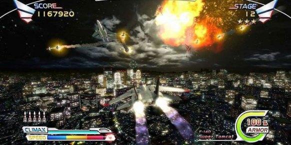 After Burner Climax PS3