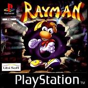 Carátula de Rayman - PS1