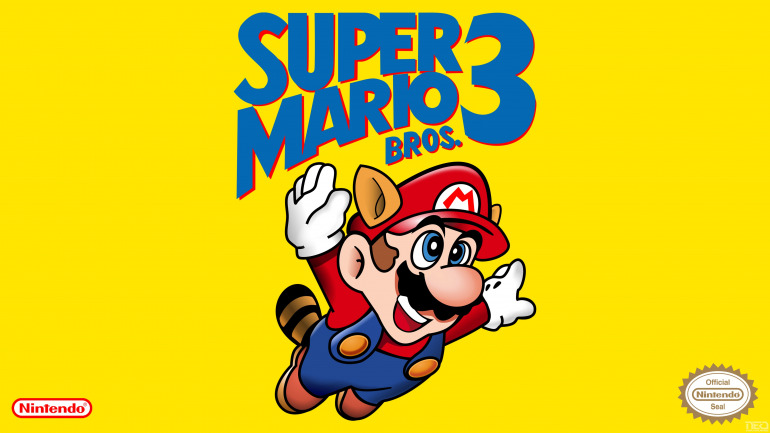 Image from Super Mario Bros 3