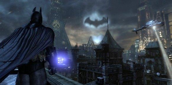Batman Arkham City análisis