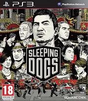 Carátula de Sleeping Dogs - PS3