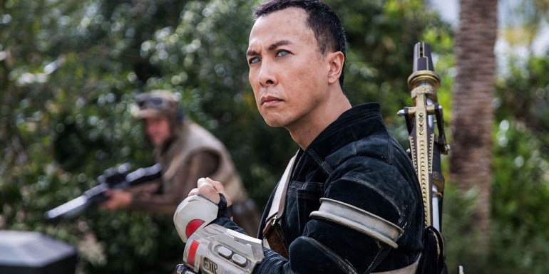 Donnie Yen en Rogue One.