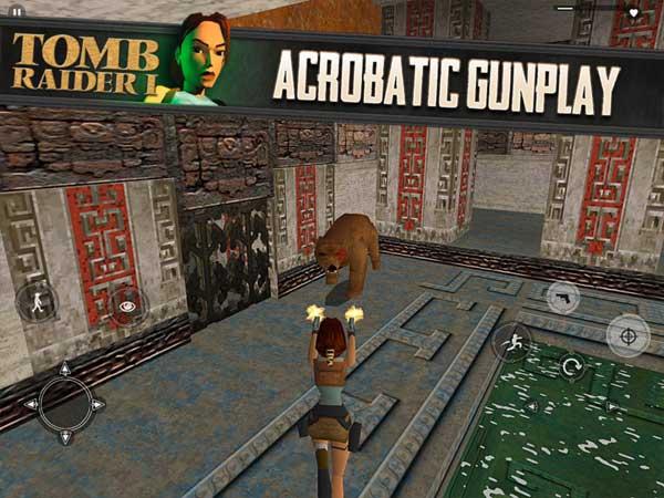 El clásico Tomb Raider se lanza en los dispositivos iOS