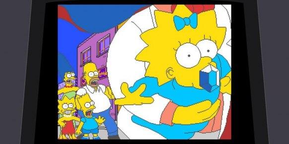 Los Simpsons Arcade Xbox 360