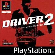 Carátula de Driver 2 - PS1