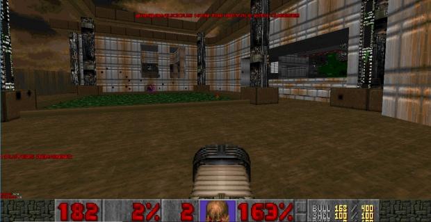 El clásico Doom 2 tendrá battle royale gracias a un mod