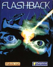 Carátula de Flashback - Amiga