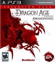 Carátula de Dragon Age: Awakening - PS3
