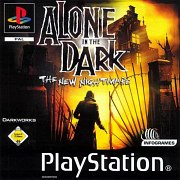 Carátula de Alone in the Dark - PS1