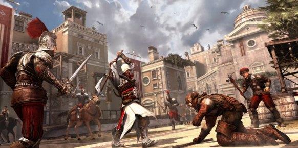 Assassin's Creed La Hermandad Xbox 360